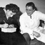 Müzeyyen Senar ve DR Alaettin Yavaşça